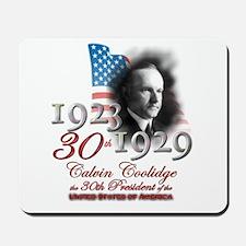 30th President - Mousepad