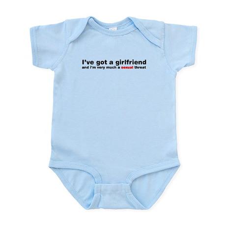 Im A Sexual Threat Infant Bodysuit