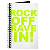 Rock Off Rave In Journal