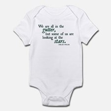 We Are All in the Gutter Infant Bodysuit
