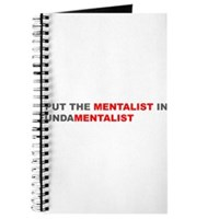 I Put The Mentalist In Fundamentalist Journal