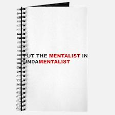 I Put The Mentalist In Fundamentalist Journal