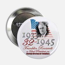 "32nd President - 2.25"" Button"