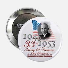 "33rd President - 2.25"" Button"