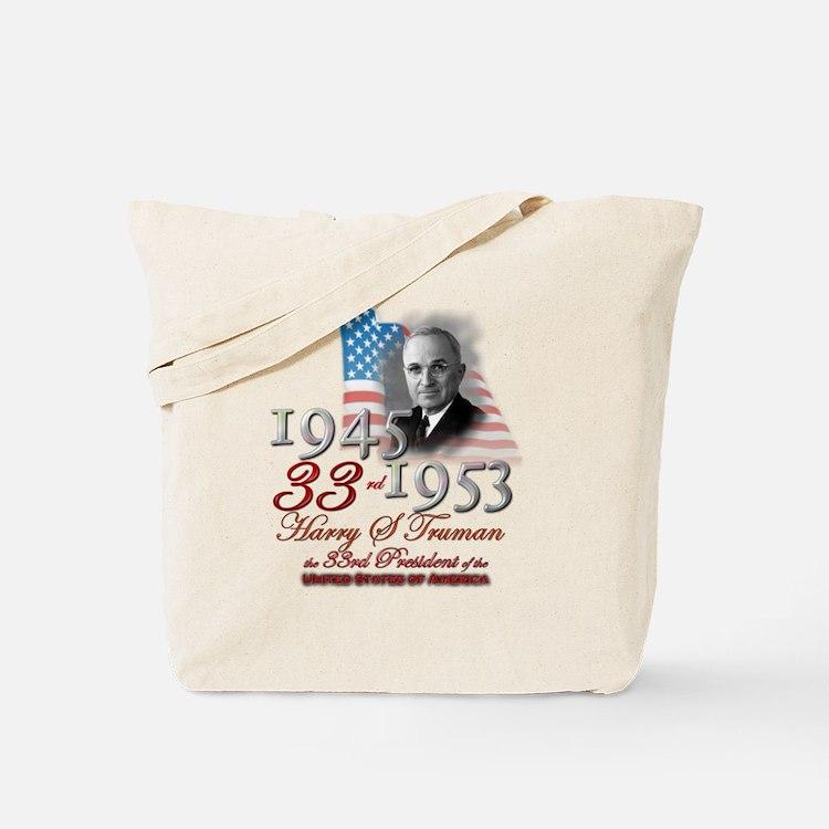33rd President - Tote Bag
