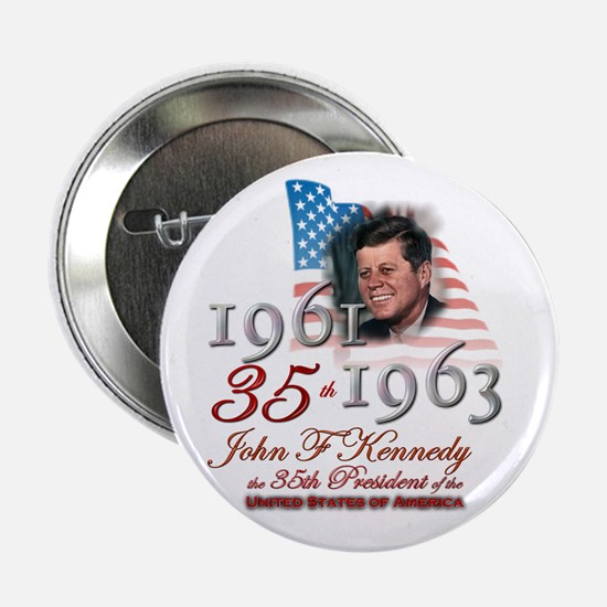 "35th President - 2.25"" Button"