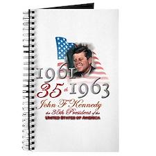 35th President - Journal