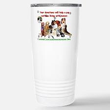 CCA Travel Mug