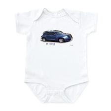 BLUE PT CRUISER Infant Bodysuit