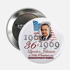 "36th President - 2.25"" Button"