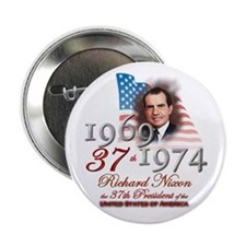 "37th President - 2.25"" Button"