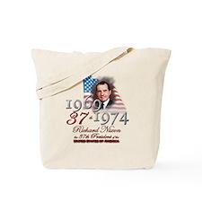 37th President - Tote Bag