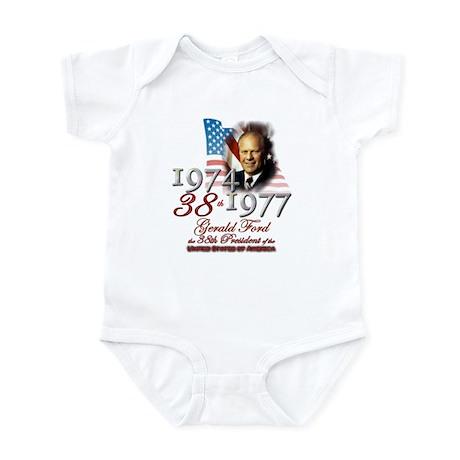 38th President - Infant Bodysuit