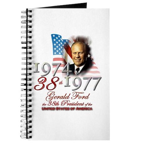 38th President - Journal