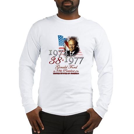 38th President - Long Sleeve T-Shirt