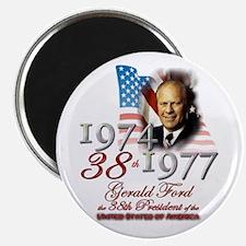 38th President - Magnet