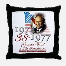 38th President - Throw Pillow