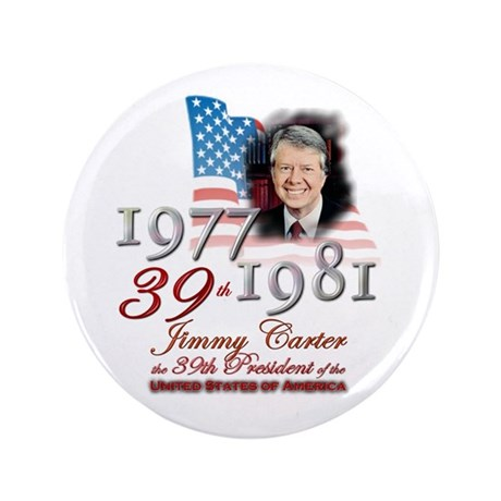 """39th President - 3.5"""" Button (100 pack)"""