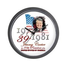 39th President - Wall Clock