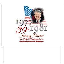 39th President - Yard Sign