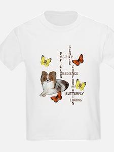 papillon crossword puzzle T-Shirt
