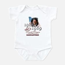 40th President - Infant Bodysuit