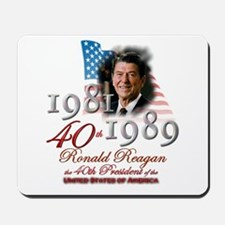 40th President - Mousepad