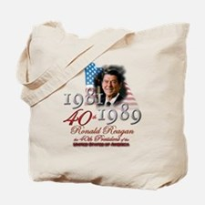 40th President - Tote Bag