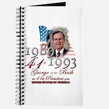 41st President - Journal