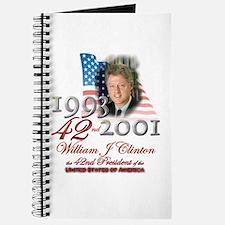 42nd President - Journal