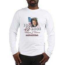 42nd President - Long Sleeve T-Shirt
