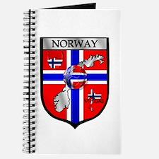 Norge Norwegian Soccer Shield Journal