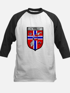 Norge Norwegian Soccer Shield Tee