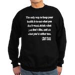 Mark Twain 42 Sweatshirt (dark)
