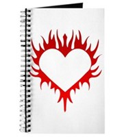 Flaming Heart Journal