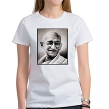 """Faces """"Gandhi"""" Tee"""