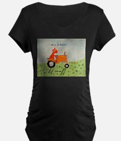 Funny Allis chalmers T-Shirt