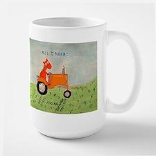 orangetractor! Mugs