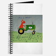 Green Tractor Journal