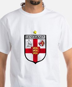 England Soccer Shield Shirt