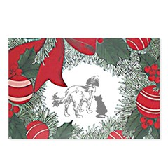 TLC Christmas Postcards (Package of 8)