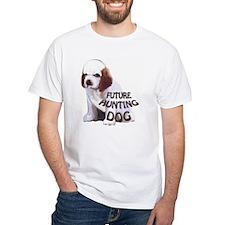 clumber spaniel hunting puppy Shirt
