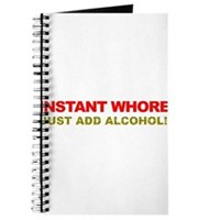 Instant Whore Journal