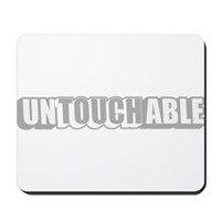 unTOUCHable Mousepad
