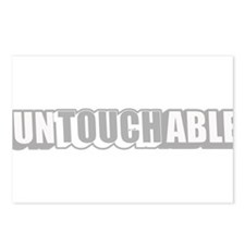 unTOUCHable Postcards (Package of 8)