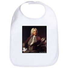 "Faces""Handel"" Bib"