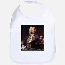 "Faces""Handel"" Bib"