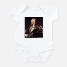 "Faces""Handel"" Infant Bodysuit"