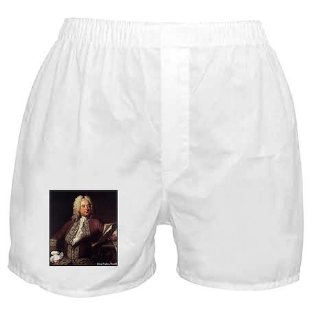"""Faces""""Handel"""" Boxer Shorts"""