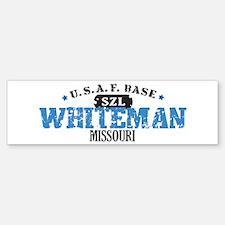 Whiteman Air Force Base Bumper Bumper Bumper Sticker